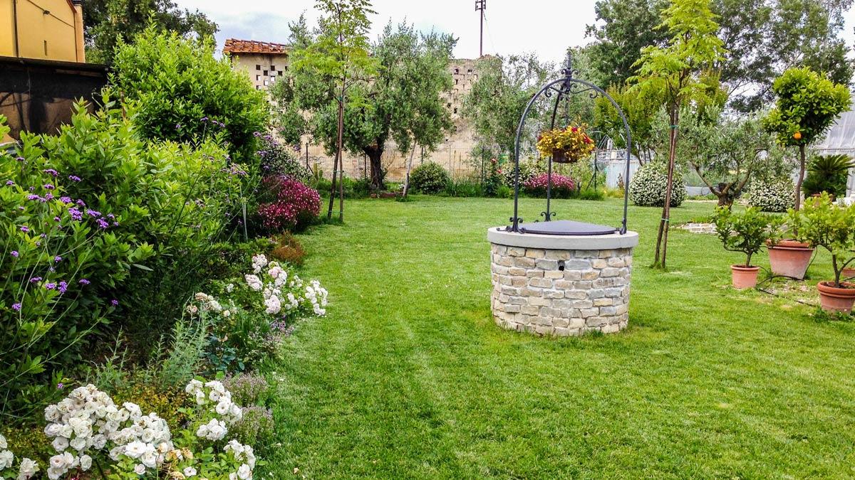 Progettazione realizzazione piccoli giardini mati 1909 for Giardini ornamentali