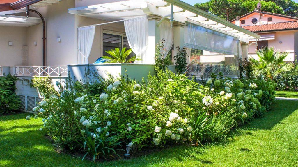 Progettazione realizzazione piccoli giardini mati 1909 for Cespugli fioriti da giardino