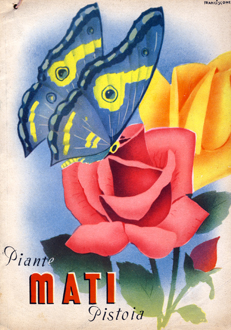 Plantes MATI Catalogue 1939 - 1940