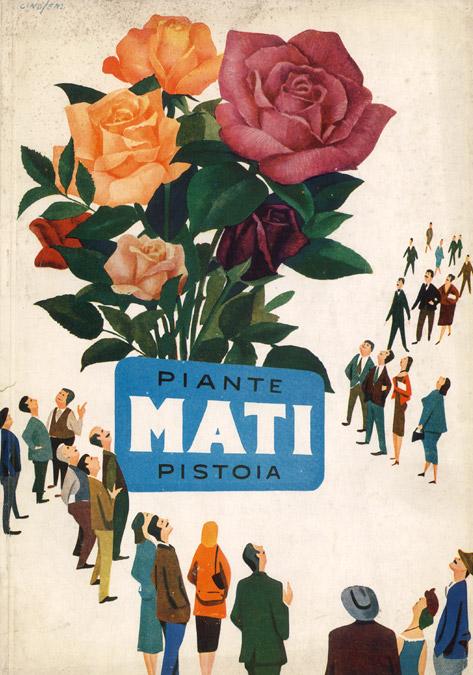 Растения MATI Каталог 1956 - 1957