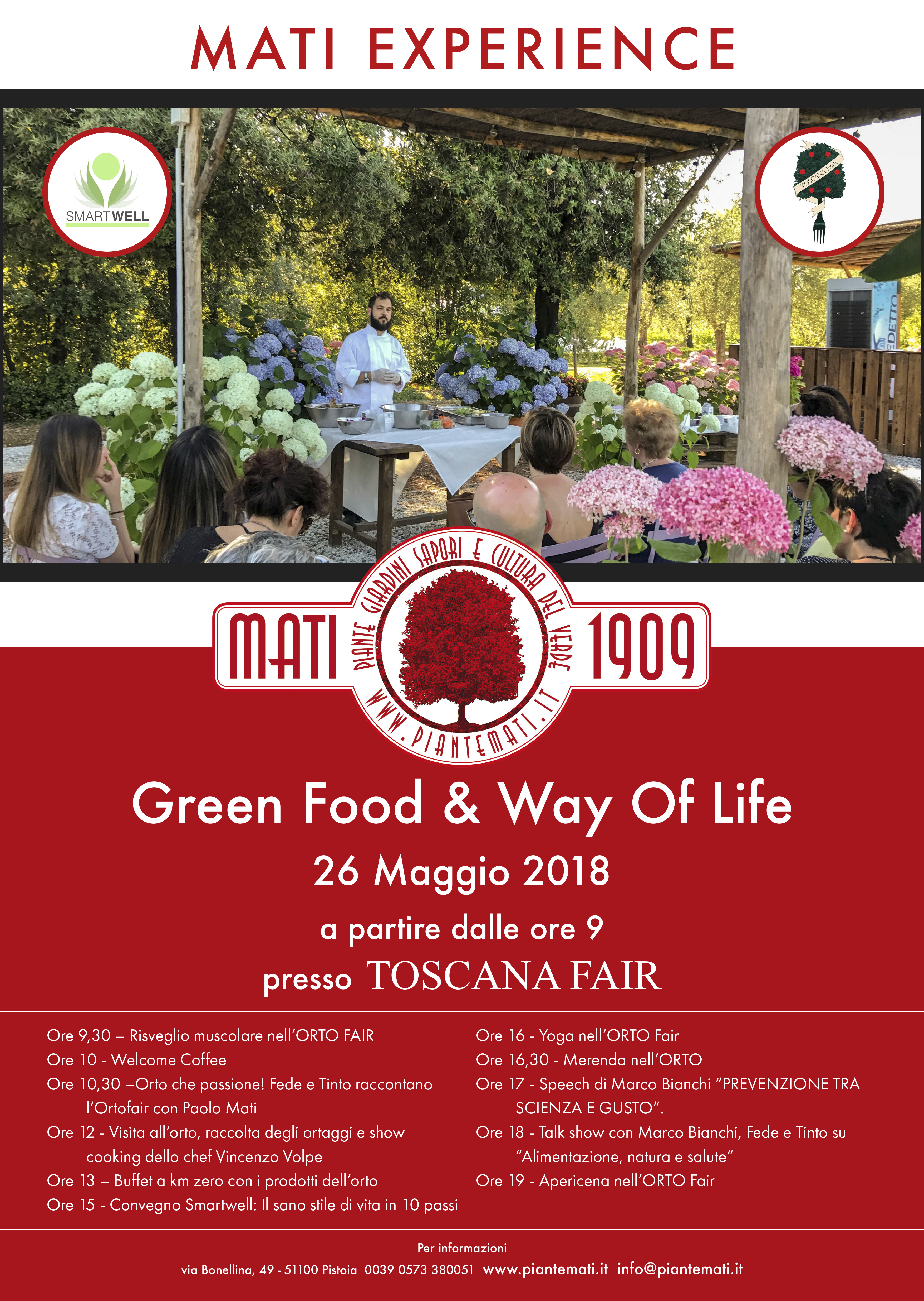Green Food & Way Of Life
