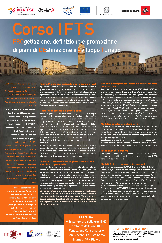Locandina corso project-manager-del-turismo