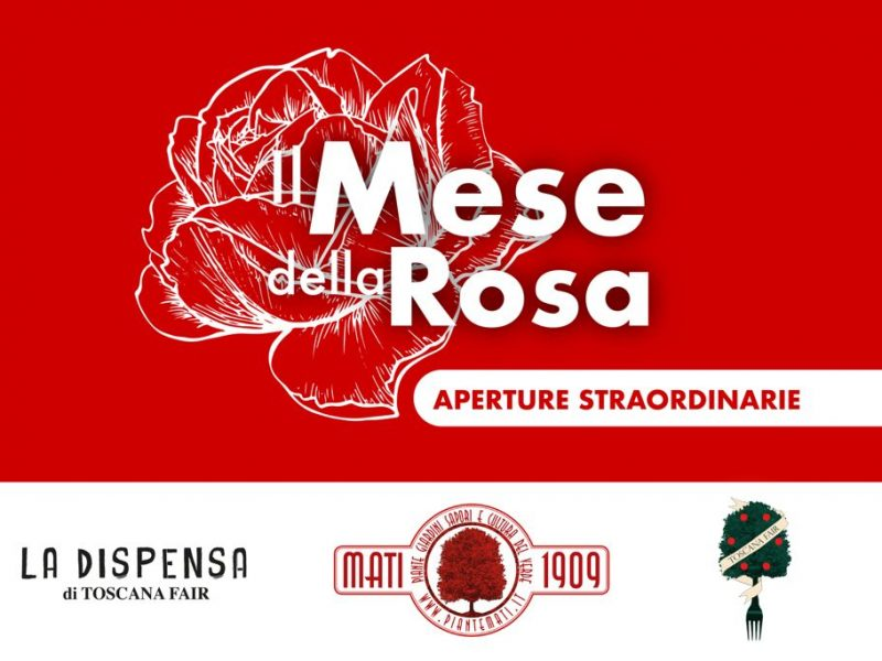 Il mese della rosa